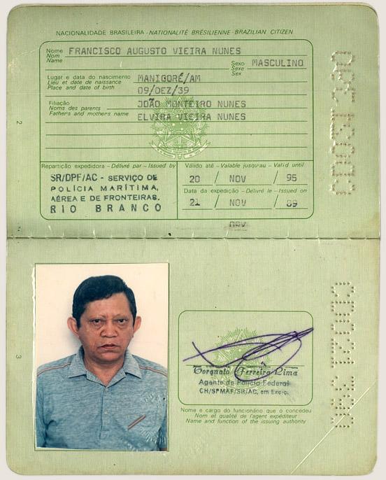 Passaporte (1989)