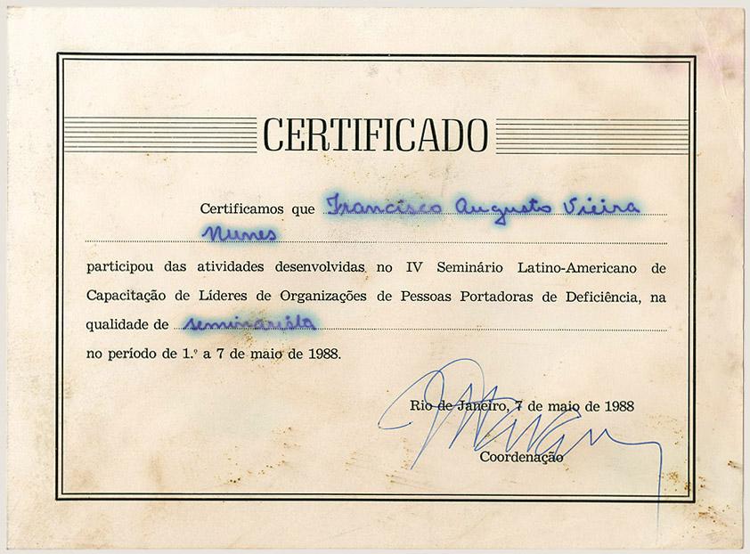 IV Seminário Latino Americano (2) (1988)