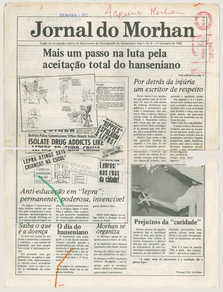 Morhan: Jornal do Morhan número 0