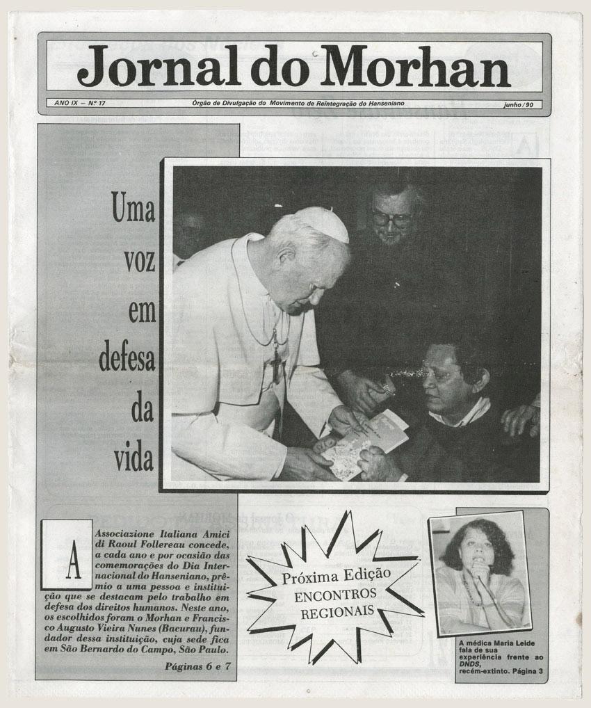 Morhan: Jornal do Morhan número 17