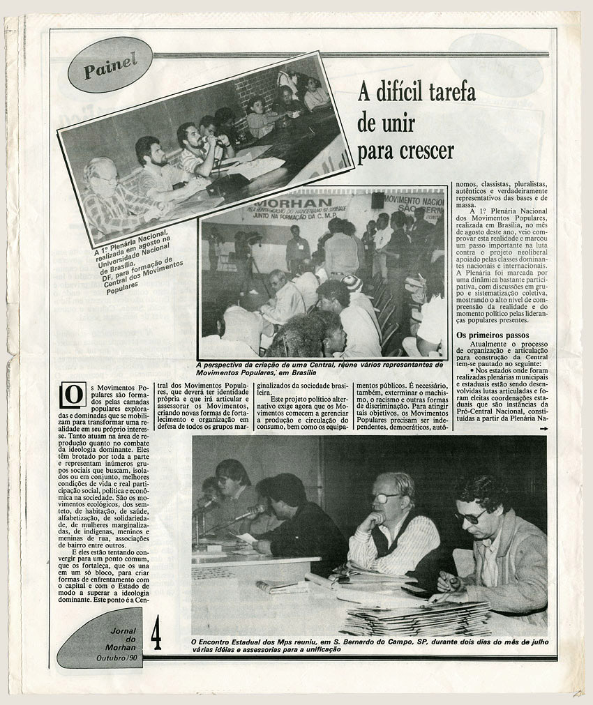 Morhan: Jornal do Morhan número 18