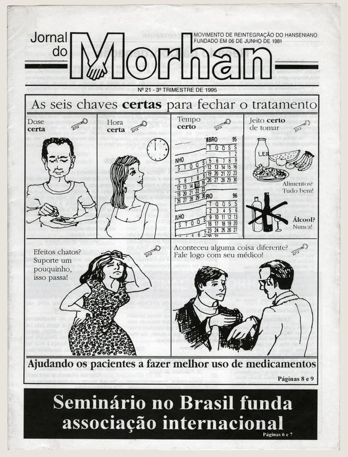 Morhan: Jornal do Morhan número 21