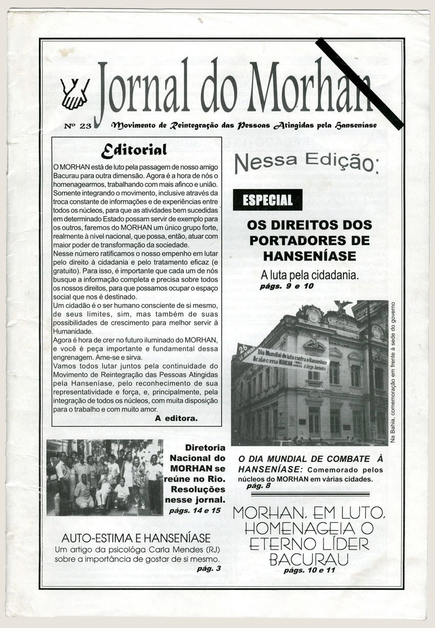 Morhan: Jornal do Morhan número 23