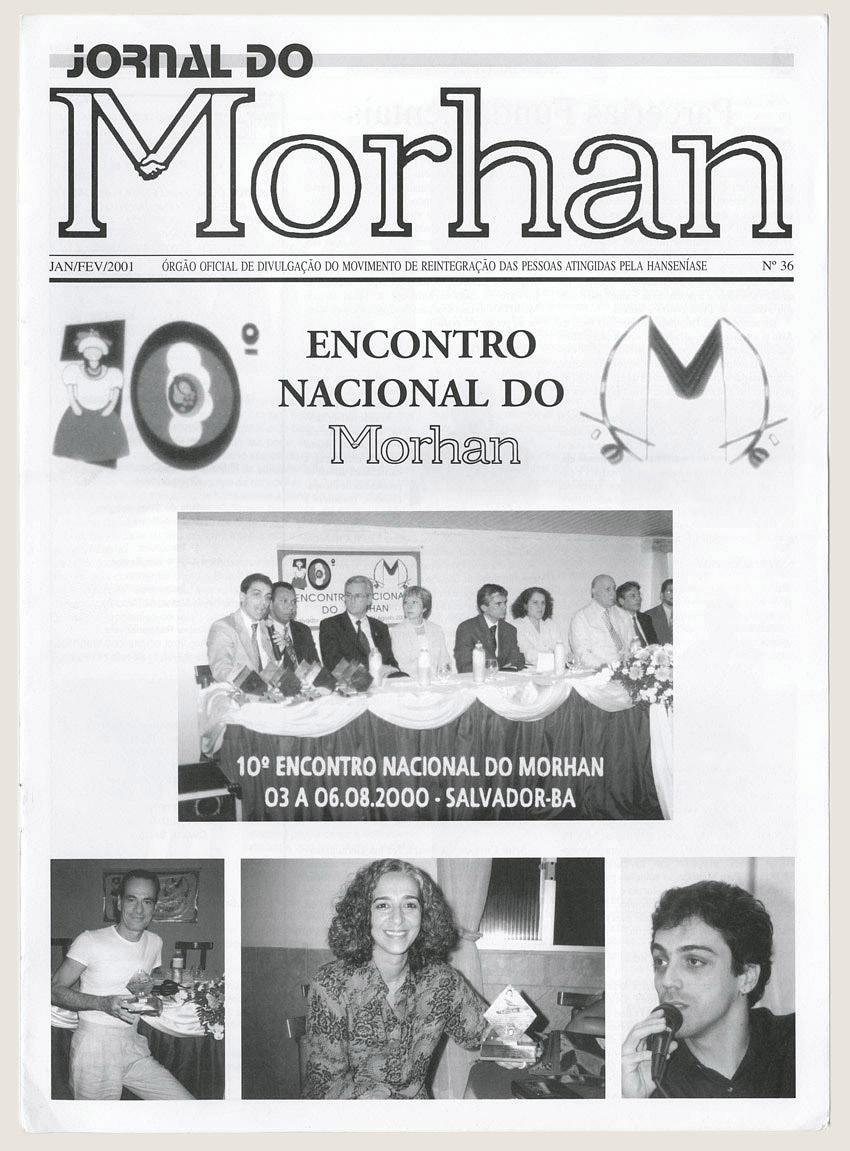 Morhan: Jornal do Morhan número 36