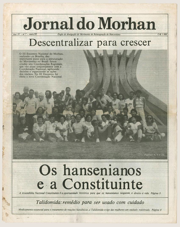 Morhan: Jornal do Morhan número 7