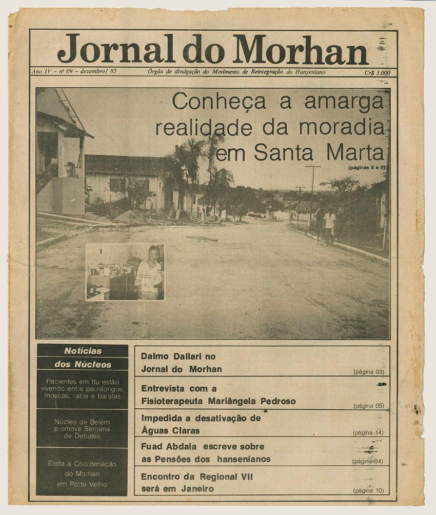 Morhan: Jornal do Morhan número 9