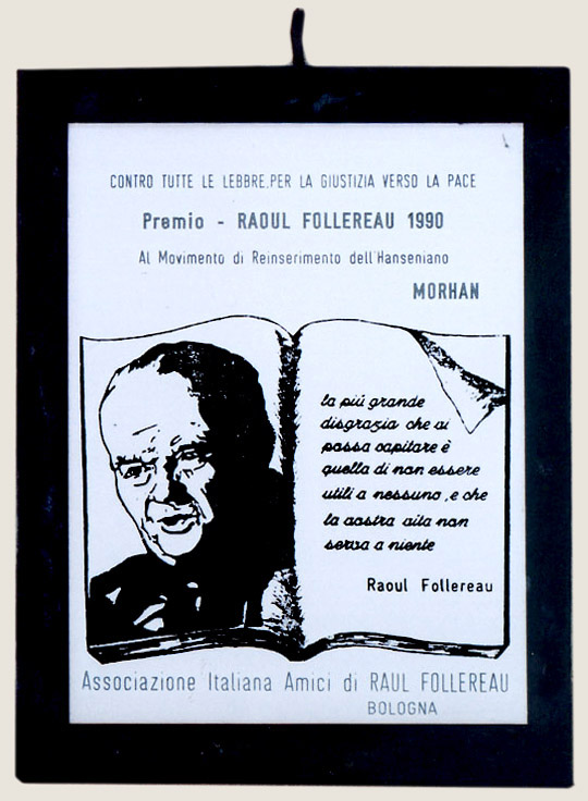 Prêmio Rauol Follereau (1990)