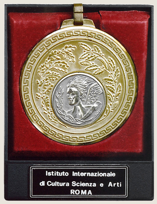 Instituto Internazionale di Cultura Scienze e Arti (1990)