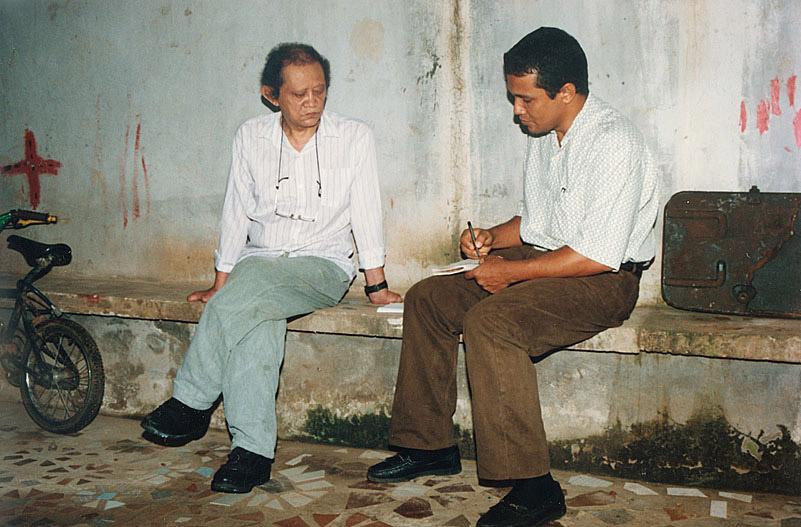 Entrevista em casa (1996)