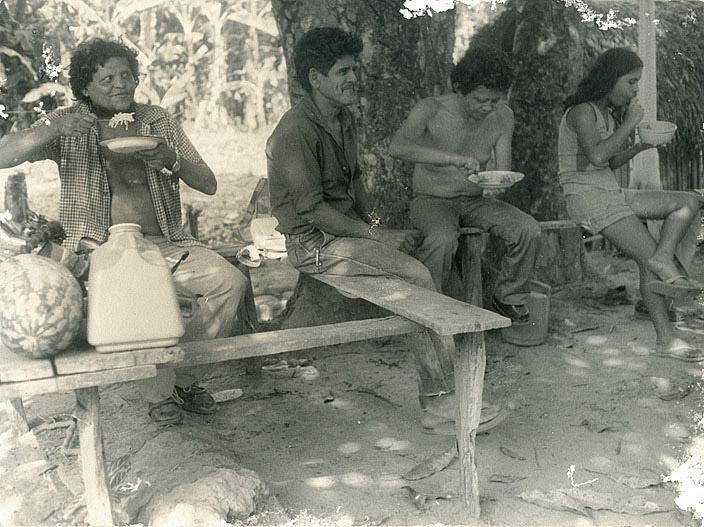 No seringal Catuaba (1986)