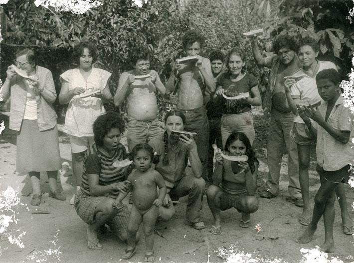 No seringal Catuaba (2) (1986)