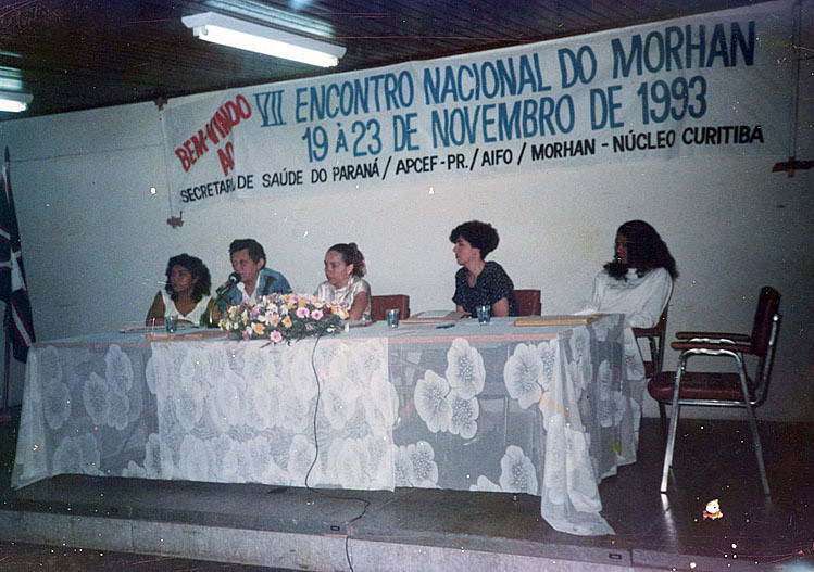 VII Encontro Nacional do Morhan (1993)