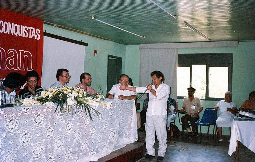 Comemoração dos dez anos do Morhan (1991)