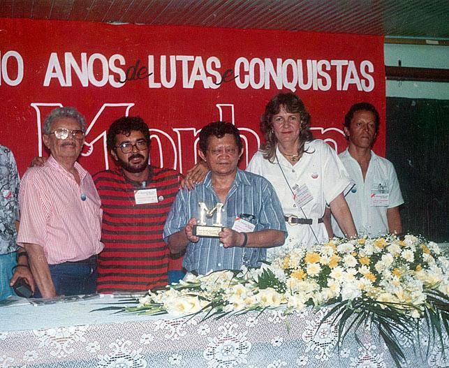 10 anos de fundação do Morhan (1991)