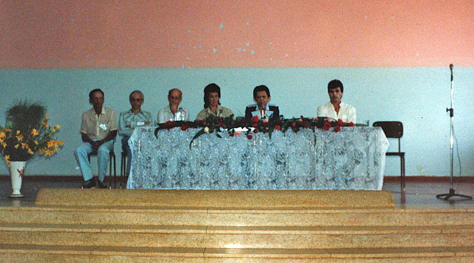 IV Encontro Nacional do Morhan (1987)
