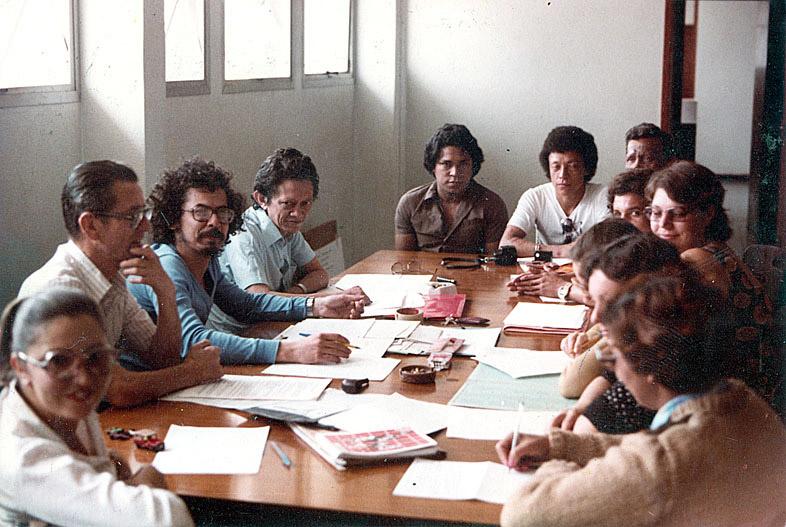 Reunião em São Bernardo do Campo (1981)