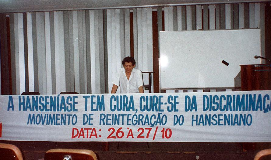Encontro Nacional do Morhan em Manaus (1990)