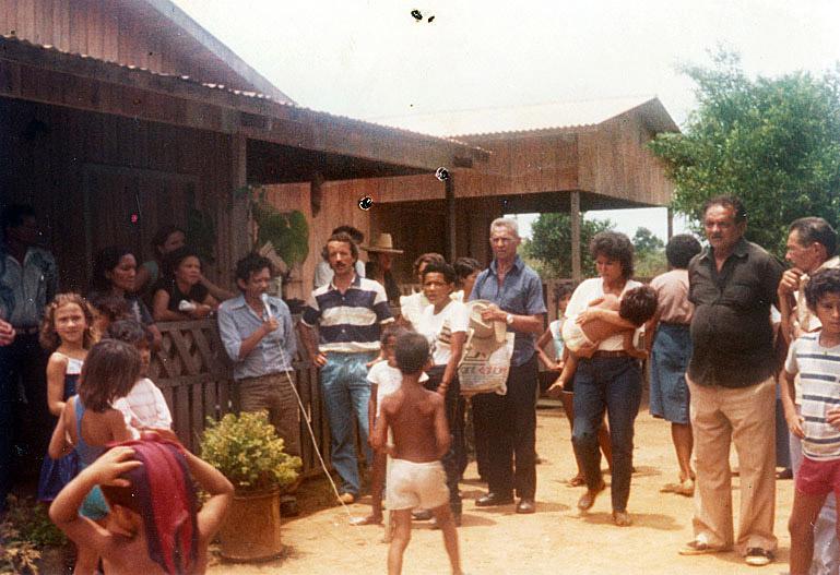 Encontro na vila Albert Sampaio (1984)
