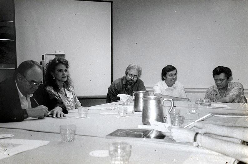 Reunião do Conselho Nacional de Saúde (1993)