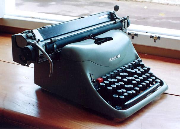 A máquina de escrever de Bacurau