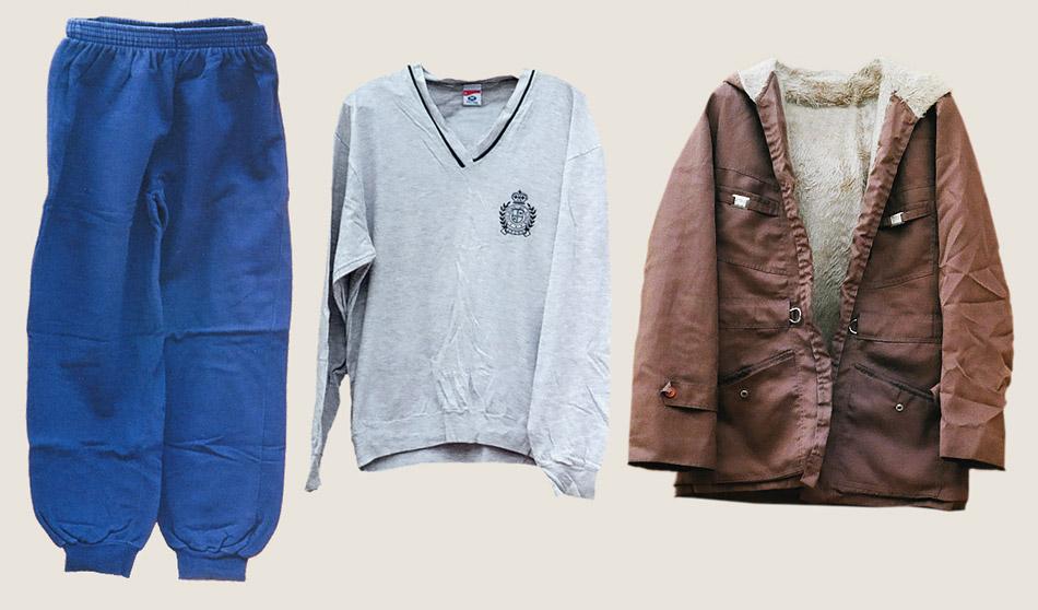As roupas de Bacurau