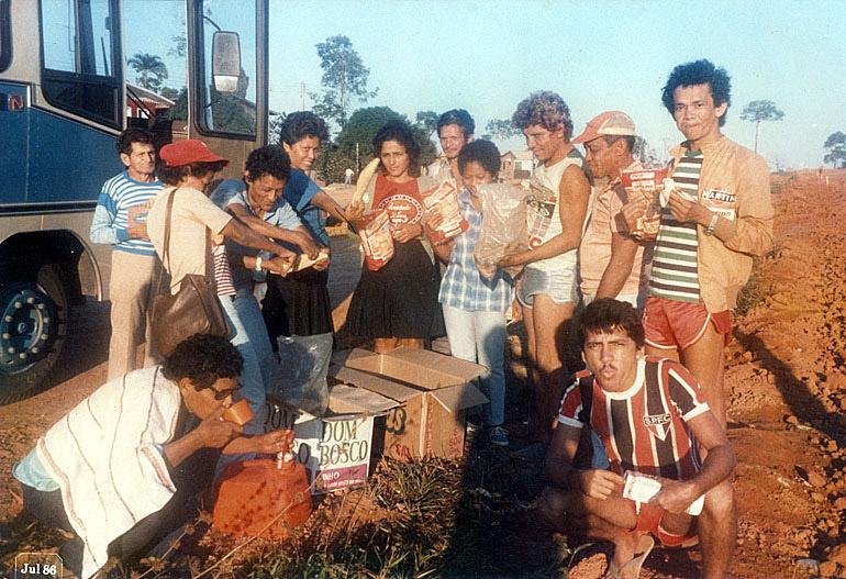 Viagem de ônibus do Morhan (1986)