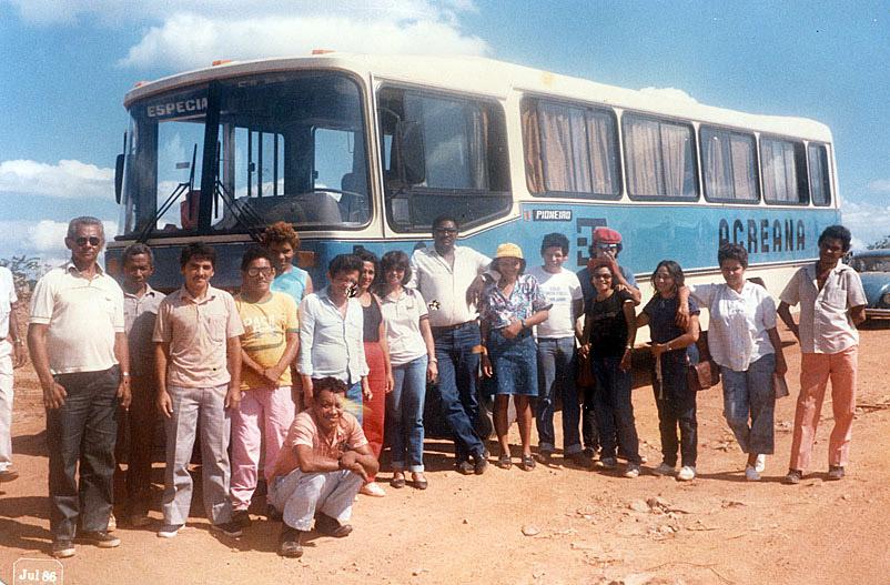 Viagem de ônibus do Morhan (2) (1986)