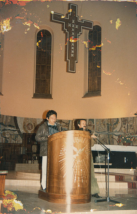 Discurso na Itália (1990)