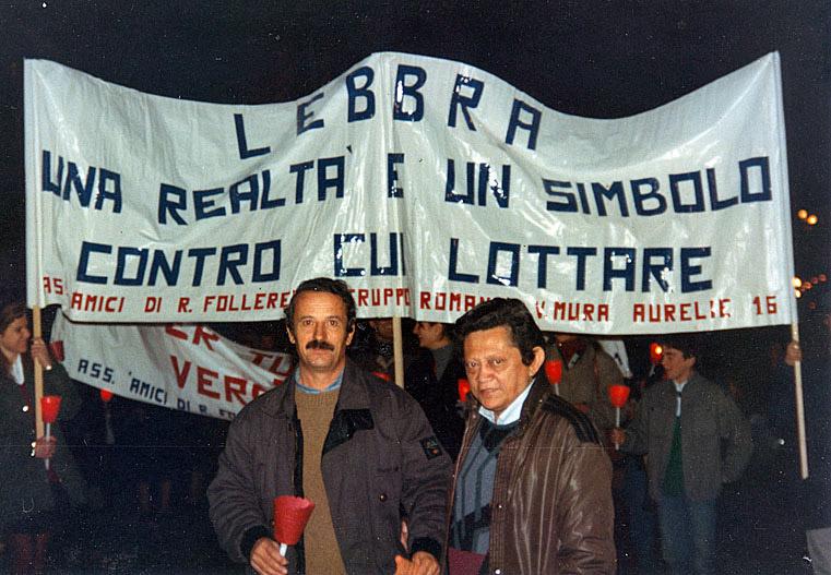 Faixas na Itália (1990)