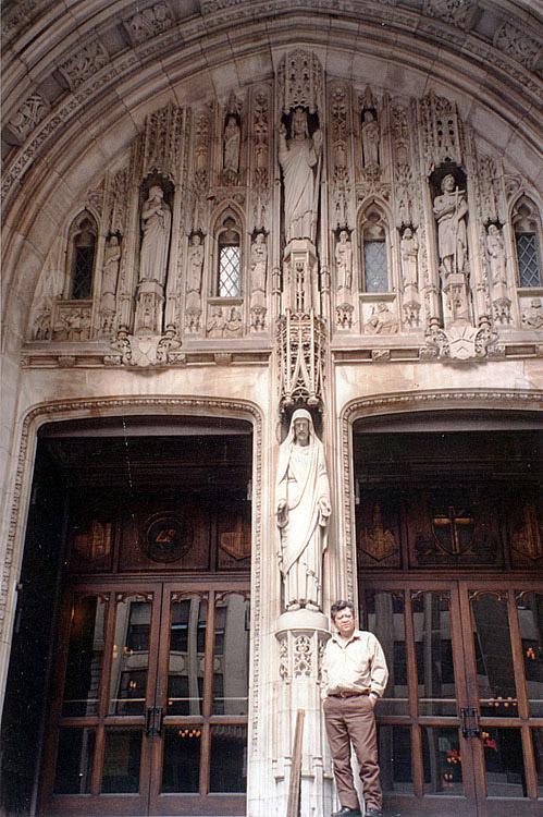 Catedral italiana (1990)