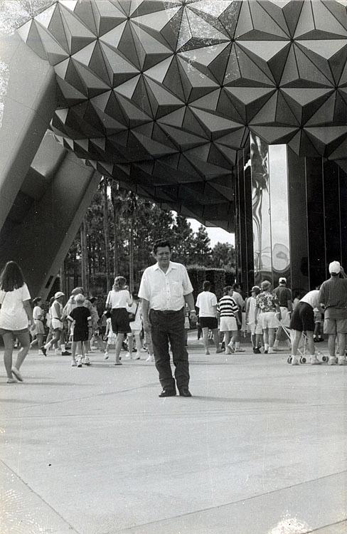 Epcot Center, Flórida (1993)