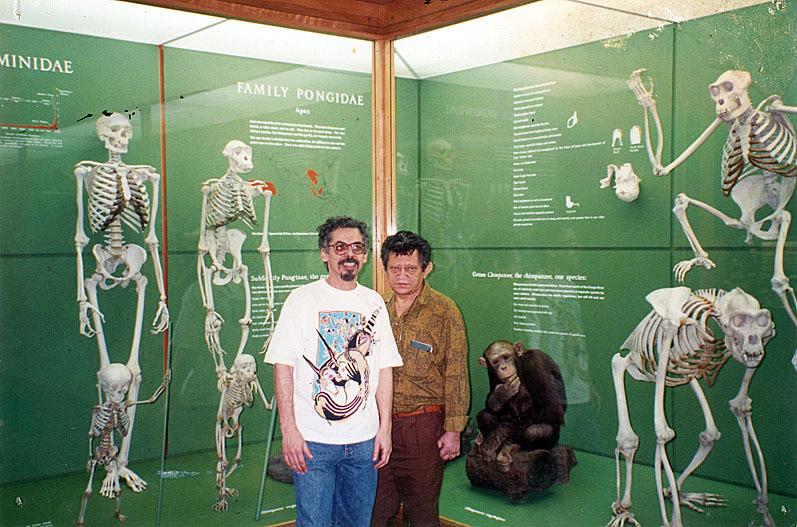 Museu de História Natural (EUA) (1993)
