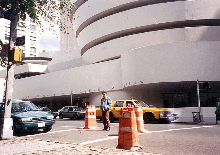 Guggenheim em Nova Iorque (1993)