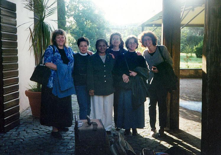 Mulheres do Morhan nos EUA (2001)